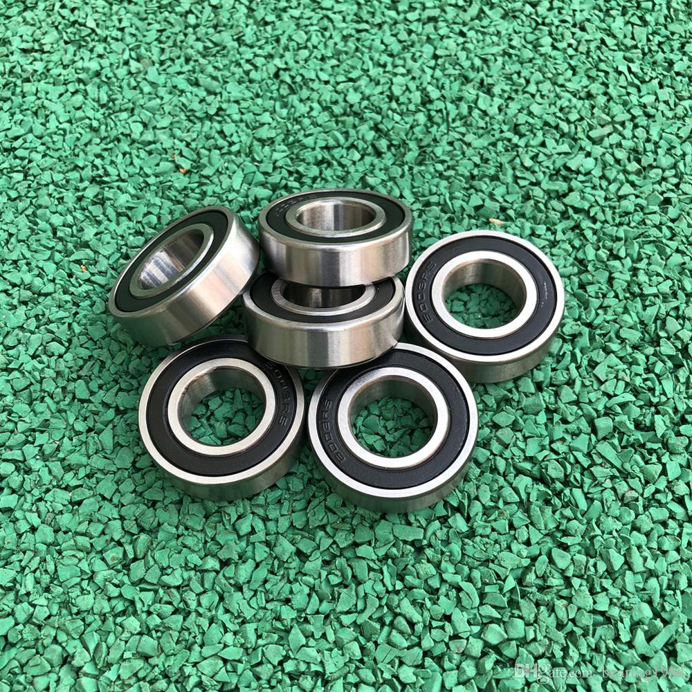 6000-2RS rubber seal bearing 6000 rs bearings 10x26x8 mm 6000-rs Qty.50