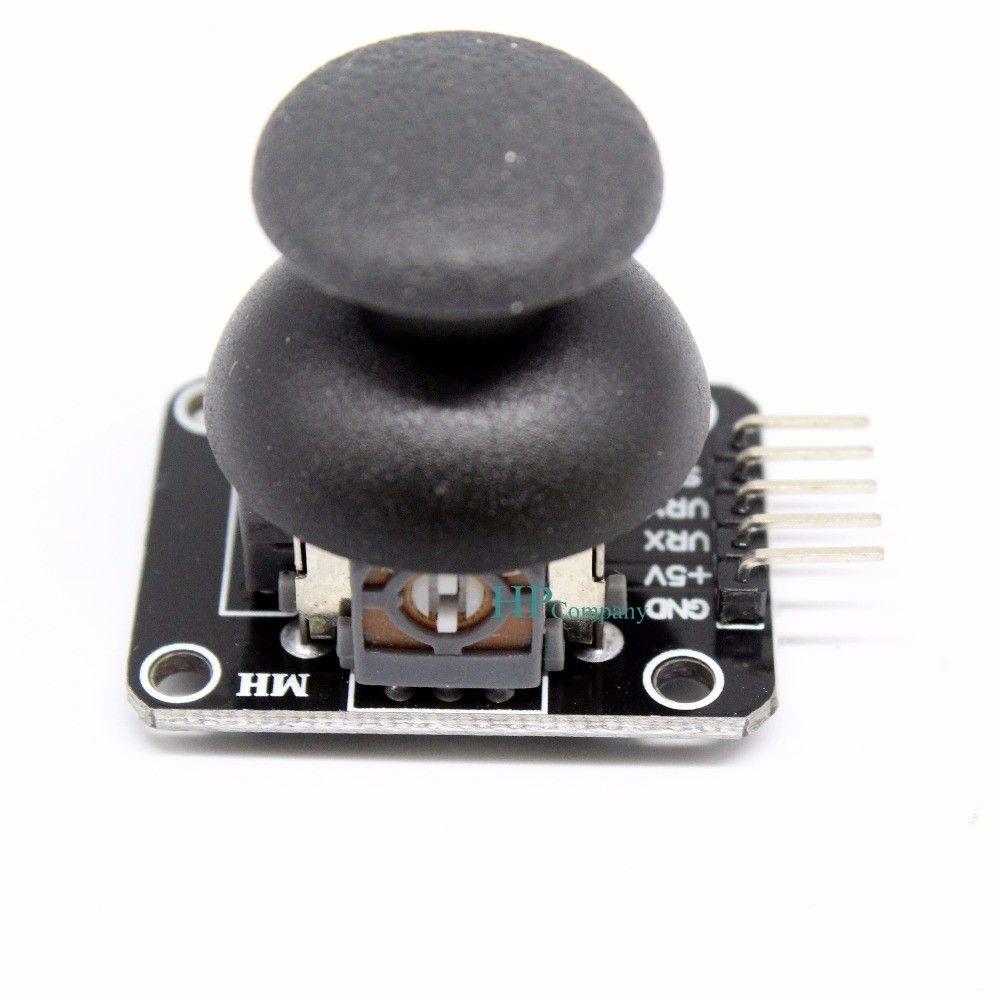 50 STÜCKE KY-023 PS2 Spiel Joystick Achse Sensor Modul für DIY Starter Kit freeshipping
