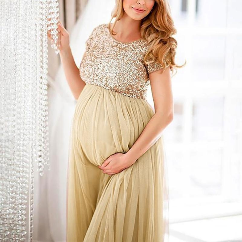 2021 Muqgew Plus Size Maternity Dresses For Photo Shoot Wedding Dress For Pregnant Women Maternity Gown Photo Shoot Pregnancy G6 From Oliveer 16 74 Dhgate Com