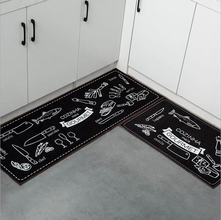 Anti Slip Long Kitchen Mat Bath Carpet Floor Mat Home Entrance Doormat Tapete Absorbent Bedroom Living Room Floor Mats Modern Kitchen Rugs Residential Carpet Best Carpet Prices From Crazyfairyland 7 43 Dhgate Com