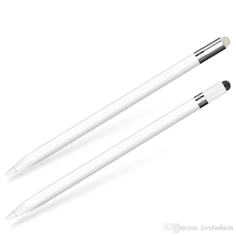 3 Pack Apple Pencil Cap Replacement Magnetic Stylus Caps Tip Cover For All Touch