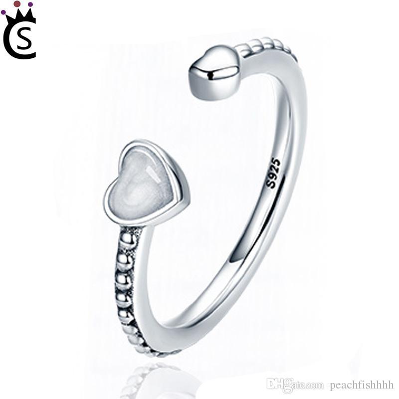 pandora - anelli cuore