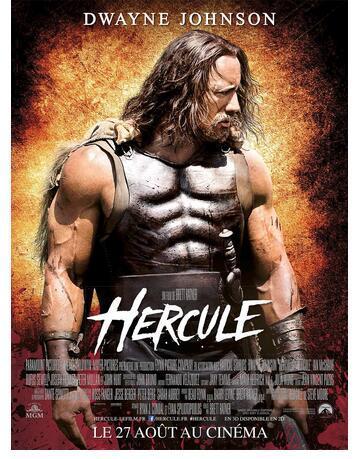 O filme Hercules Dwayne Johnson Art Silk Fabric poster da parede Imagem Início Room Decor 5665