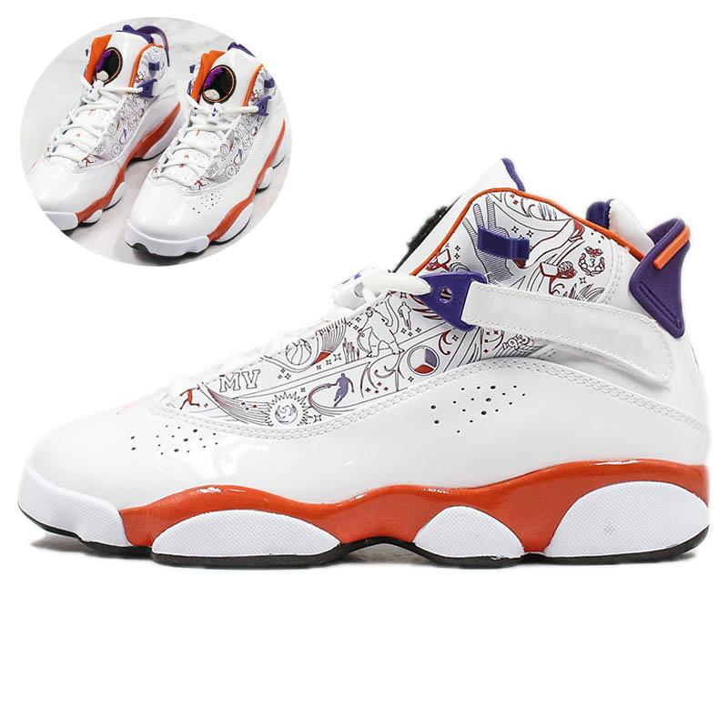 Rings 6 Basketball Shoes 6s Suede