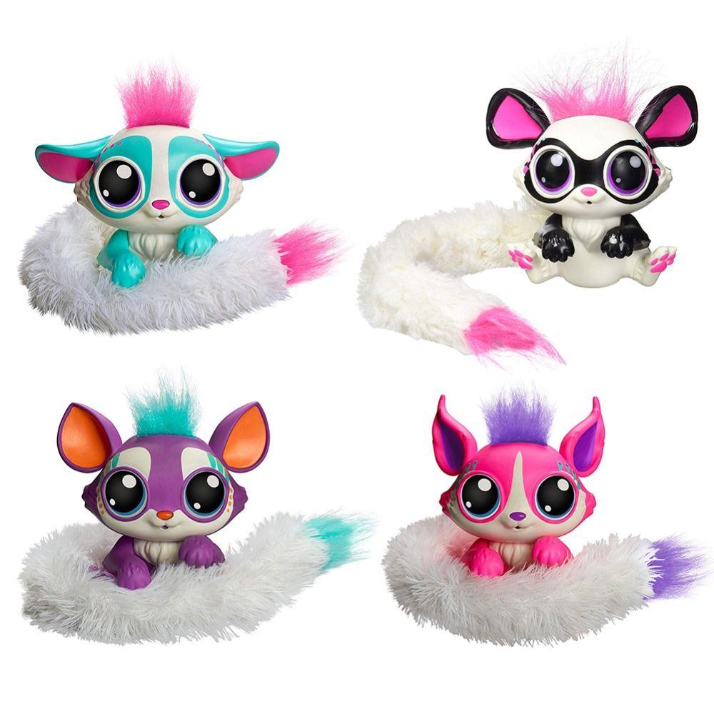 Gleemerz Christmas 2020 2020 25cm Long Tail Fox Pets Toy Lil Gleemerz Plush Animal Toy