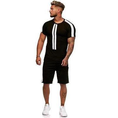 Erkek Tasarımcı Spor Yaz Yeni Moda Trendy Koleji Stil Kısa Kollu Suit Beyzbol Futbol Jersey Moda Sportsuits Sıcak Satış