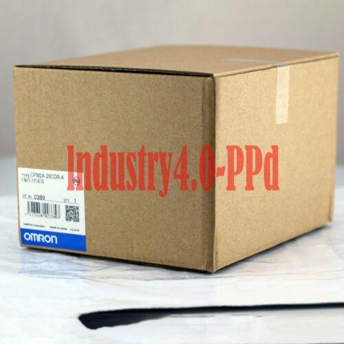 1PC New In Box Omron CPM2A-20CDR-программист контроллер один год гарантия # XR