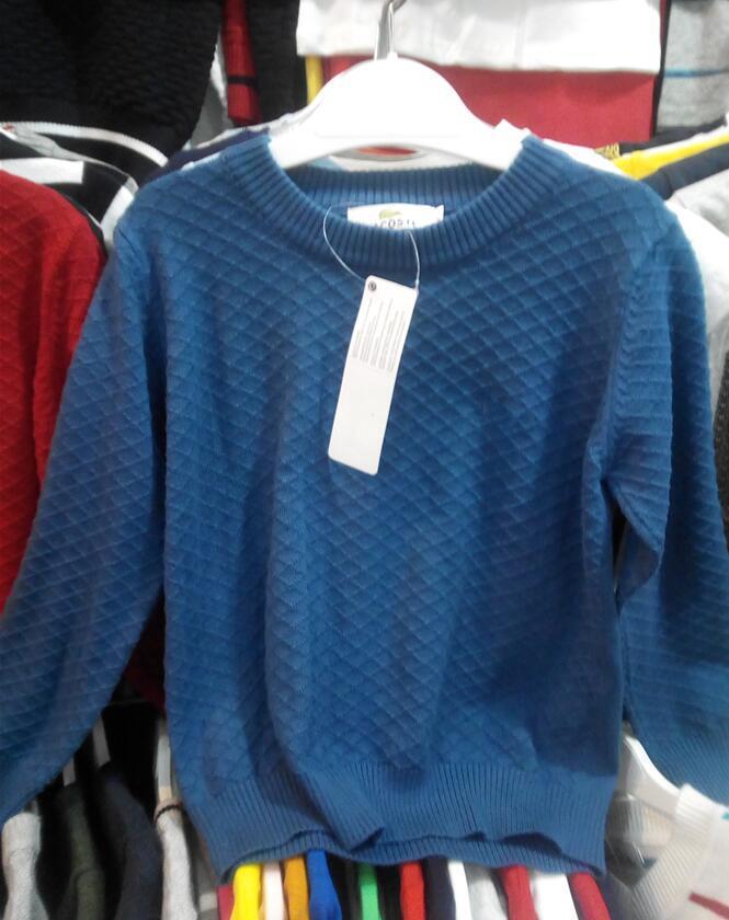 Марка теги 2019 мальчик одежда девочка пуловер Толстовки свитер Детская одежда свитера вязание дети куртка пальто