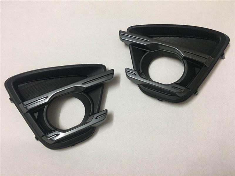 Griglia anteriore paraurti Grille a sinistra o a destra Foro per fendinebbia per fendinebbia per Mazda CX5 2015 KE KA5F-50-C20 KA5F-50-C10