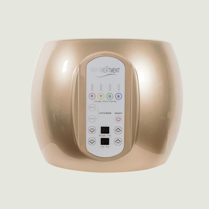 Led lumière hap équipement de thérapie de beauté photodynamique élimination des rides soins de la peau du visage pour l'utilisation du spa et salon