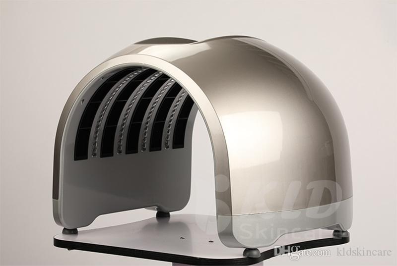 LED Light Therapy macchina facciale di 4 colori PDT dispositivo per la rimozione acne Freckle LED portatile bellezza macchina Photon Mask PDT Luce Salon Usa