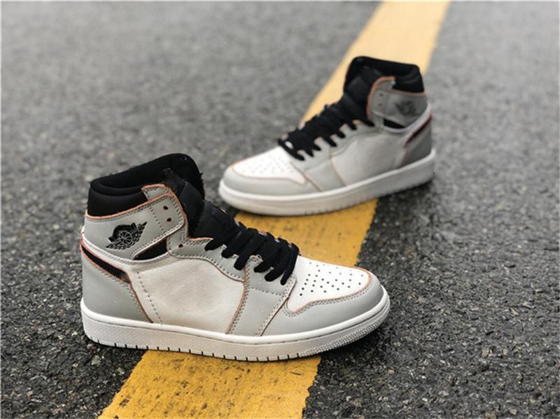 2019 High 1 Og Defiant Sb Light Bone Багровый Оттенок Hyper Розовый Черный Баскетбол обувь Мужчины Cd6578-006 Athletic Спортивная обувь Размер 5-13