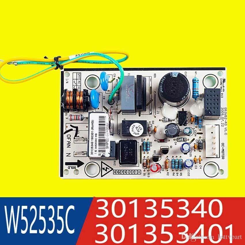 W52535C GRJW52-A3 klima devre kartı 30135340 301353401 anakart