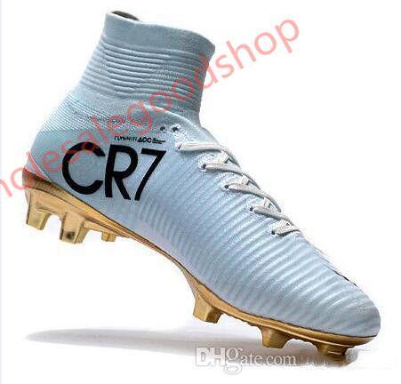 Mens Kids Soccer Cleats Mercurial CR7