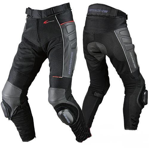 PK-709 motociclista contra la lucha libre de los pantalones de caída de Verano sección femenina masculina impermeable y no incluyen el control deslizante de la rodilla