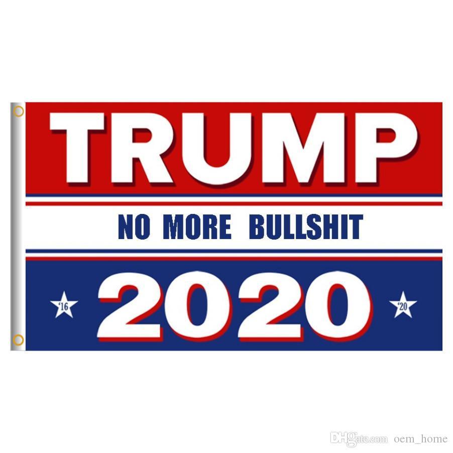 150x90cm Donald Trump Flag Make America Great Again Für USA President Trump 2020 Flaggen und Banner DHL