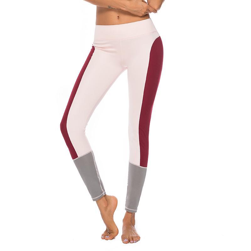 Roupa da aptidão Mulheres Yoga Calças personalizado Leggings cintura baixa BuLift Yoga Pants