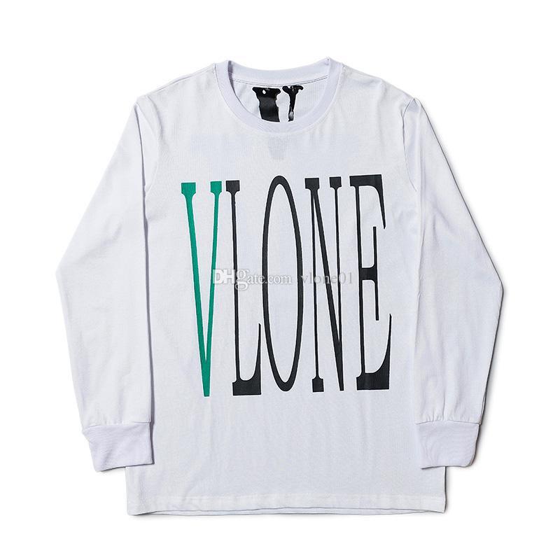 Vlone Mens Stylist Hoodie Vlone Men Women Black White High Quality Hoodies Mens Stylist Hoodies Size S-XL