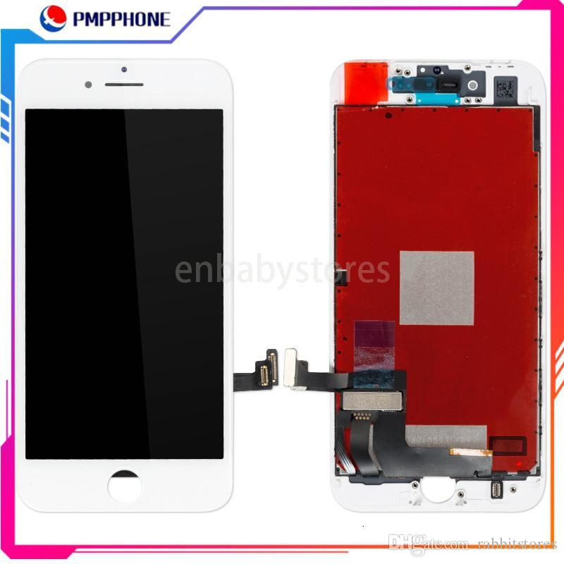 E شاشة LCD لتصنيع المعدات الأصلية فون 5S 6S 7G 7P 8G 8P شاشة الجمعية محول الأرقام مع الأصل فون في فليكس