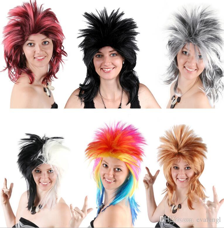Cosplay Costume Wig Synthetic Hair Smart Wig For Men And ...