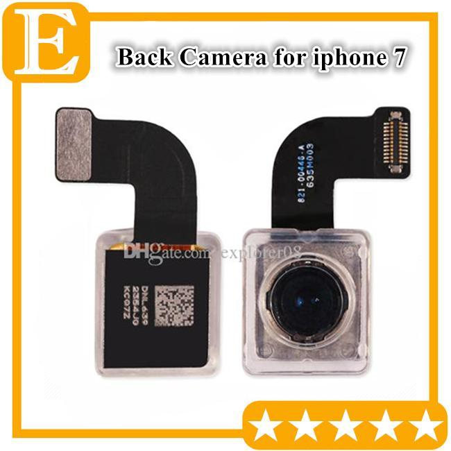 OEM New Back Rear Camera Module Flex Cable Ribbon for iPhone 7 7G 4.7'' Big Rear Camera Flex Replacement Parts DHL