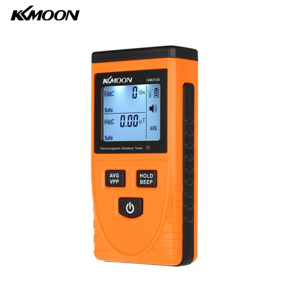 Contatore del misuratore di dosaggio del misuratore di radiazione elettromagnetico Lcd digitale di alta qualità Contatore T8190619
