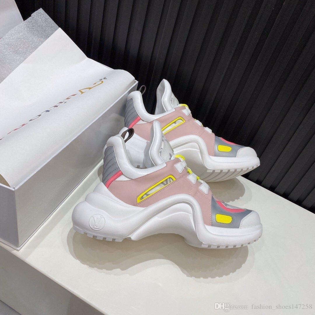 2020 novo casal XU diária sapatos casuais esportes sapatos desportivos sapatos de couro casal casuais casuais de alta qualidade
