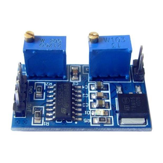 3шт SG3525 ШИМ-контроллер модуль / регулируемая частота / регулируемый рабочий цикл / генератор сигналов