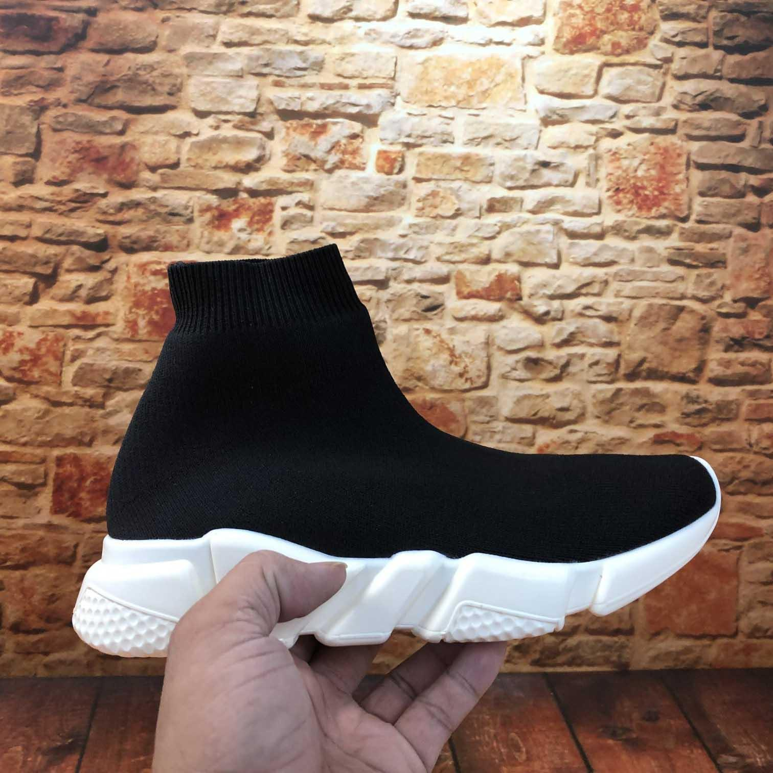 Hot Kids Top Quality Runner Sock Shoes