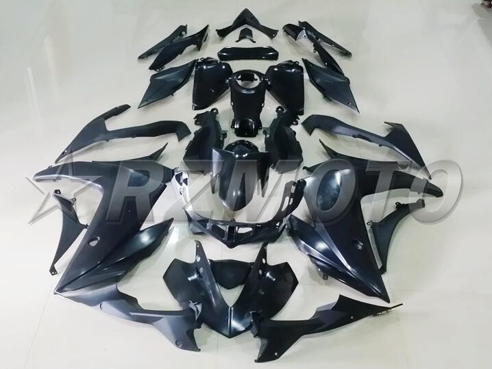 4Gifts New ABS Injection Mold Motorcycle plastic Fairing Kit For YAMAHA R3 R25 2015 2016 15 16 Fairings Bodywork set custom black