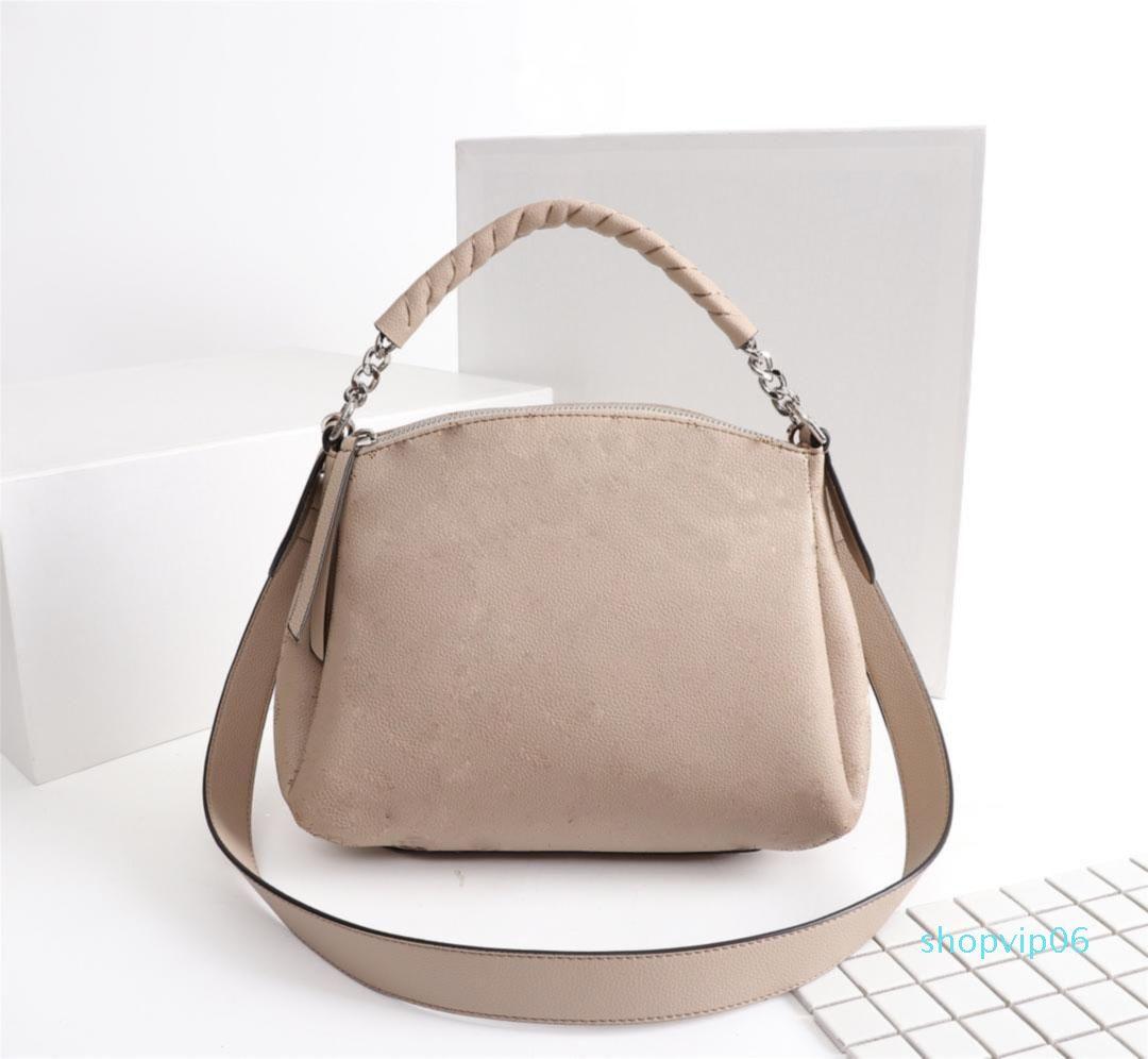 designer borse di lusso borse di alta qualità delle donne del sacchetto del messaggero del progettista del sacchetto di cuoio genuino size25 * 23 * 14cm # M50068