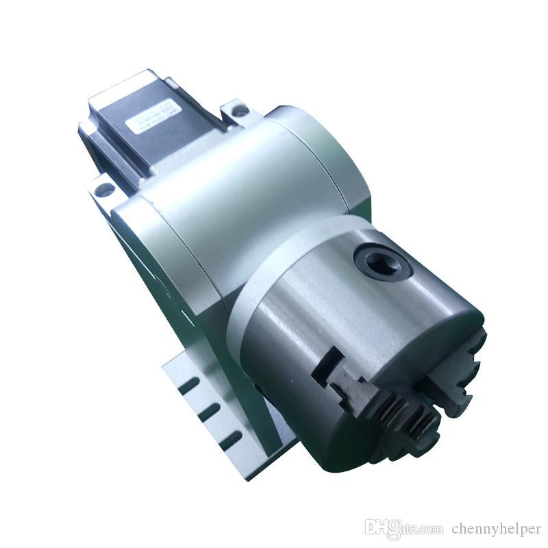 الألياف الليزر آلة وسم أداة دوارة ، جهاز دوارة