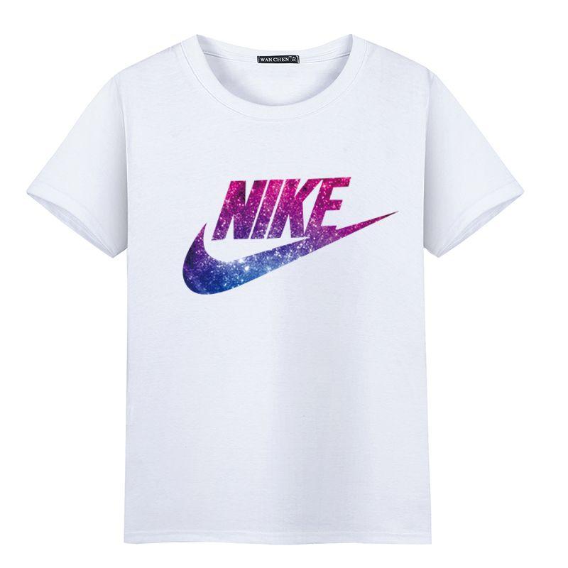 Injusto semáforo objetivo  Compre NIKE 2019 Nuevo Hip Hop Camiseta Para Hombre Moda Casual Para Mujer  Camiseta Deportiva De Manga Corta Sección Delgada De Verano 05 A 16,03 €  Del Yyang6868 | DHgate.Com