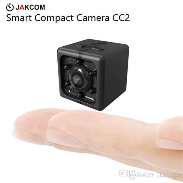 JAKCOM CC2 Compact Camera Heißer Verkauf in Sport Action-Videokameras als Kunststoffflasche neue 2018 Erfindungen Fitron-Uhr