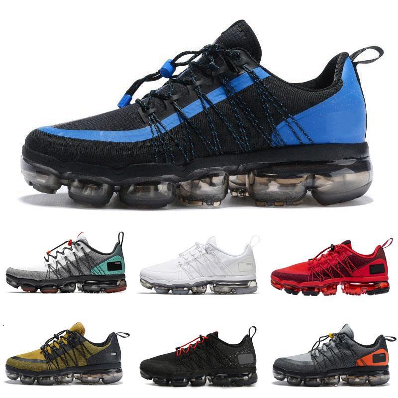 Nuovo arrivo del laser fucsia Utility pattini correnti degli uomini lupo grigio antracite Reflect Celestial Teal Runner Mens Trainers Sport Sneakers 40-45
