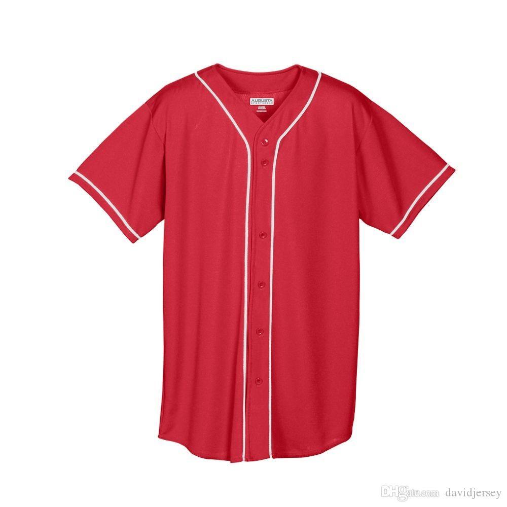 2019 Camo Özel Renk Yeni Erkekler Beyzbol Forması Genç Basit Düzgün Formalar Id 000112 Ucuz