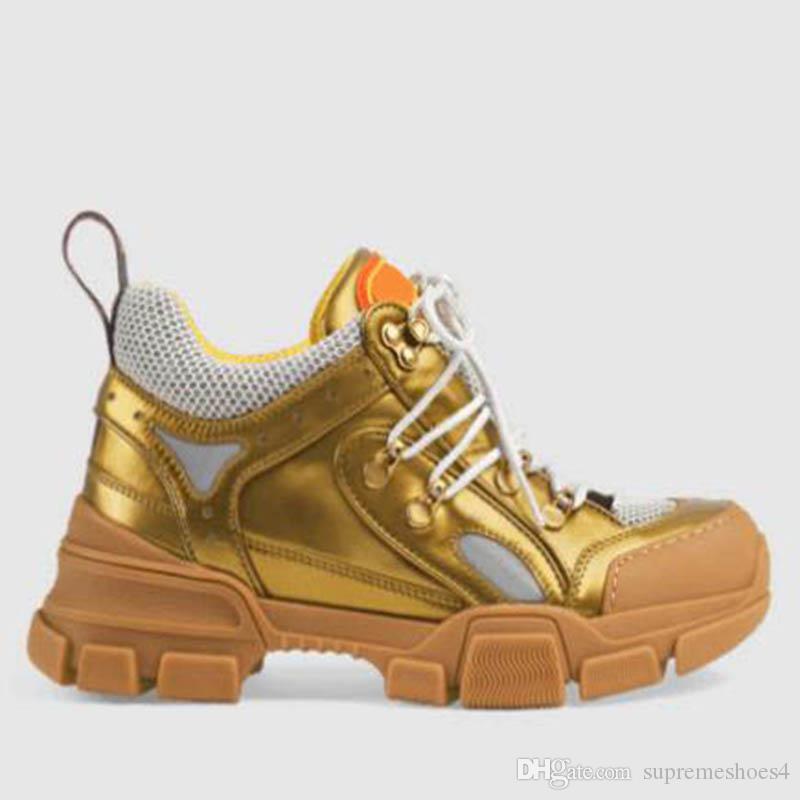 Yeni renk Elmas Günlük Ayakkabılar Moda Nefes Mesh Deri Erkek Parti Ayakkabı Kadın Açık Yürüyüş Sneaker Ayakkabı zz3 Koşu