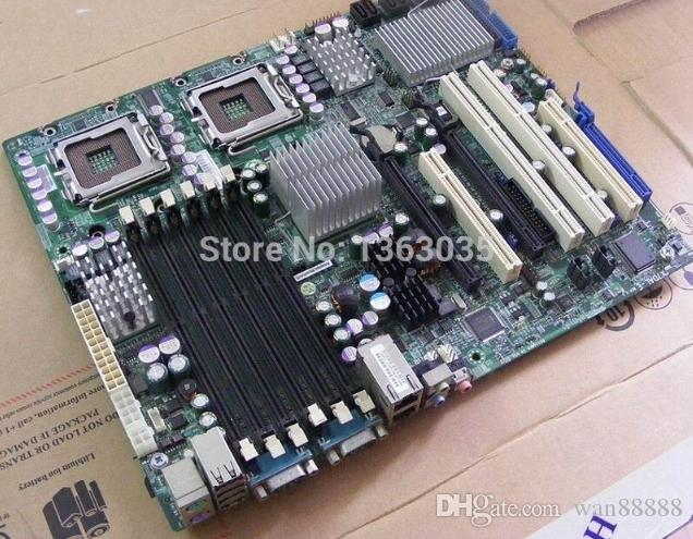 Trabajo 100% probado Perfecto para la placa base de la estación de trabajo X7DAL-E LGA 771 5000x chipset