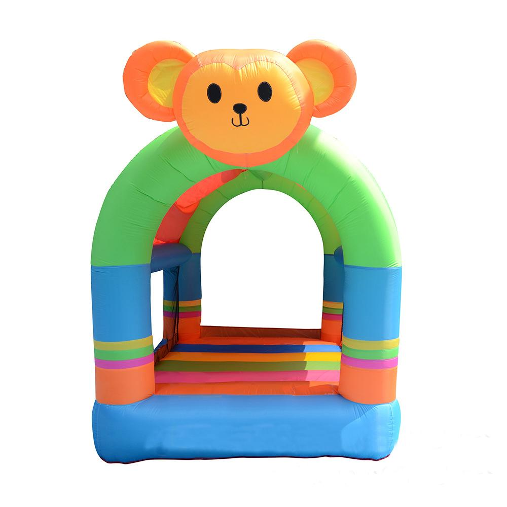 Most Popular High Quality Funny Inflatable Bouncer For Kids Playground Garden Backyard Inflatable Bouncer Usa Amusement Park