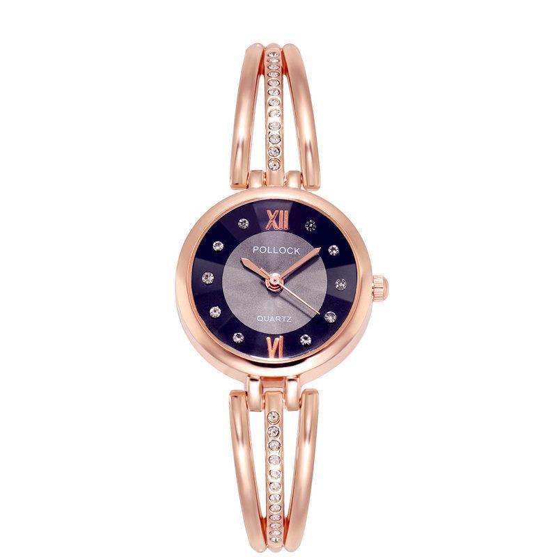 Assista ao novo estilo das mulheres 2020 é pequena web celebridade pulseira de relógio de quartzo