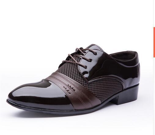 8192fe9c44 Precio bajo 2019 zapato de vestir para hombre Zapatos planos Hombre de  negocios Oxford Calzado informal