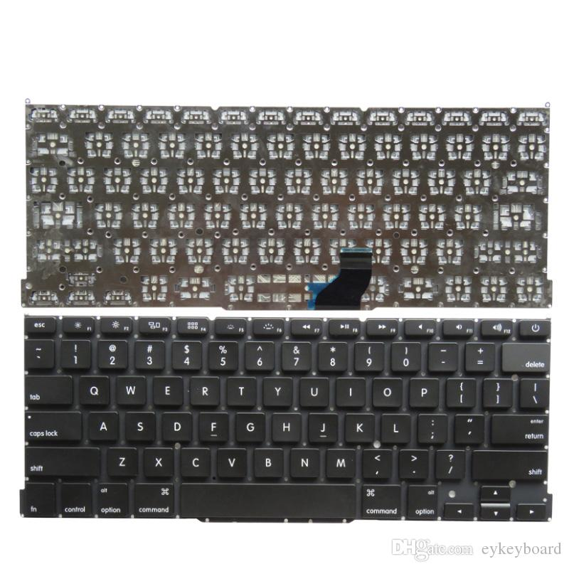 "NEW Canadian Keyboard with Backlight  for Macbook Pro A1502 13/"" 2013 2014 2015"