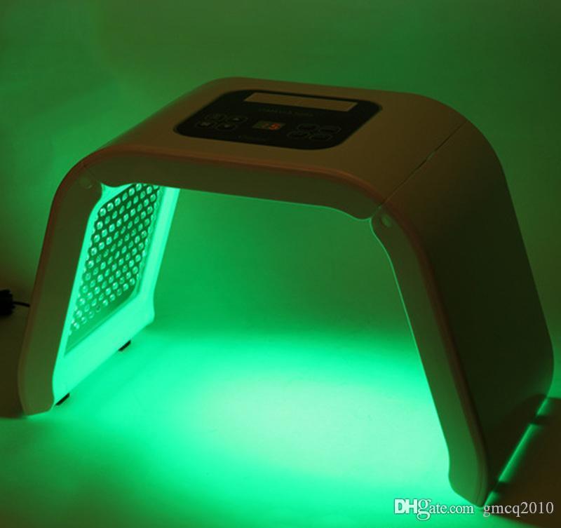 ha portato la macchina di ringiovanimento della pelle fotone ha portato la terapia della luce rughe rimozione trattamento dell'acne di ringiovanimento della pelle PDT macchina di bellezza