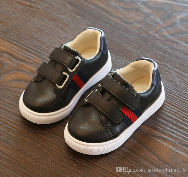 Childrens Casual Shoes Korean Girls Non