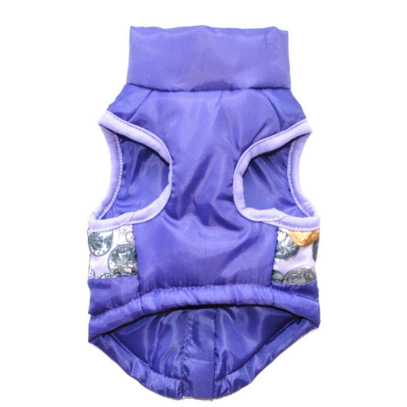 A temperature molto rigide vestiti del cane per il grande rivestimento del cappotto Big Dog Inverno Cani maglia dell'animale domestico vestiti XS -L Roupa cachorro 2019