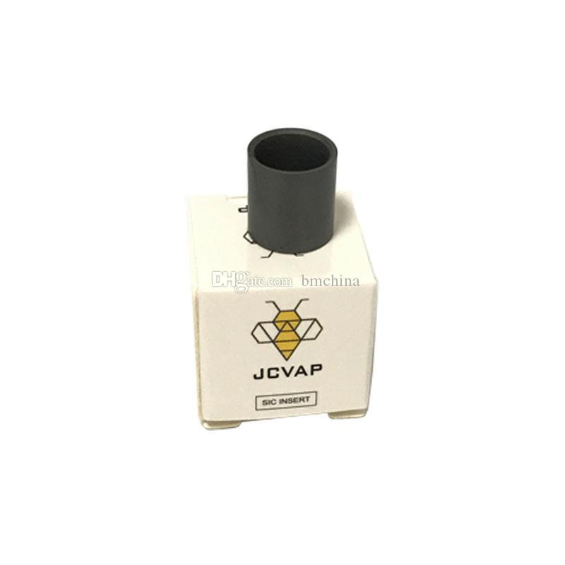 JCVAP al carburo di silicio a fuoco V Carta SIC Inserire V2 versione 2.0 per Carta atomizzatore sostituzione di cera vaporizzatore intelligente