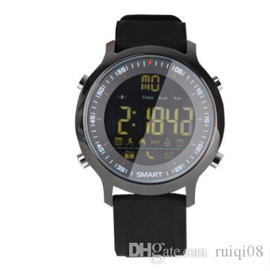 EX18 умные часы глубиной водонепроницаемый бесплатно бесплатно длительный режим ожидания bluetooth измеритель движения шаг напоминание A417