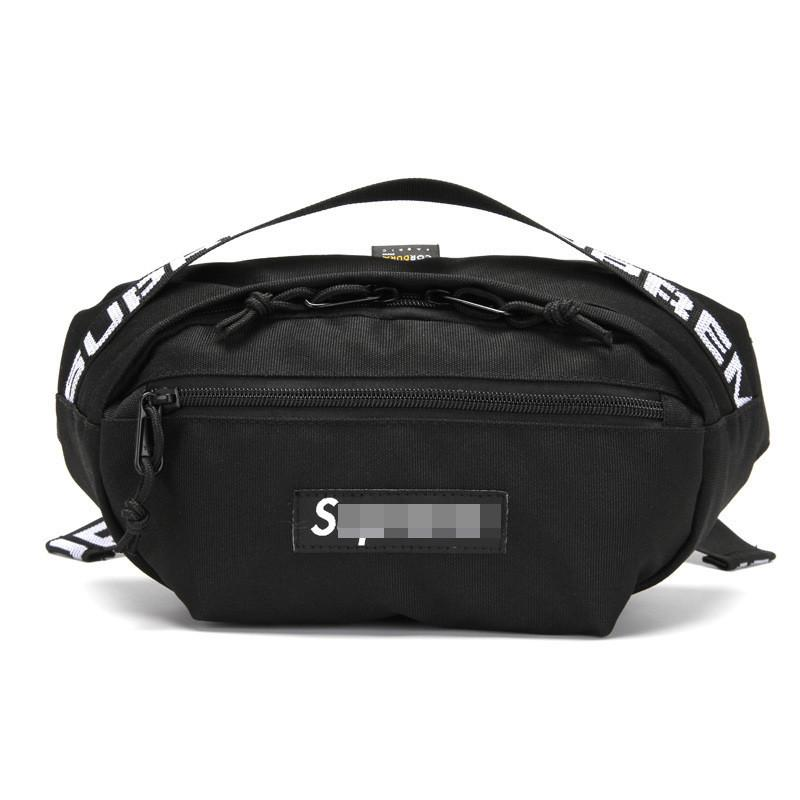 Waist Bag Unisex Fanny Pack Crossbody Chest Bags Men Women Fashion Messenger Bag Oxford Shoulder Bags Designer Handbag Purse C6607