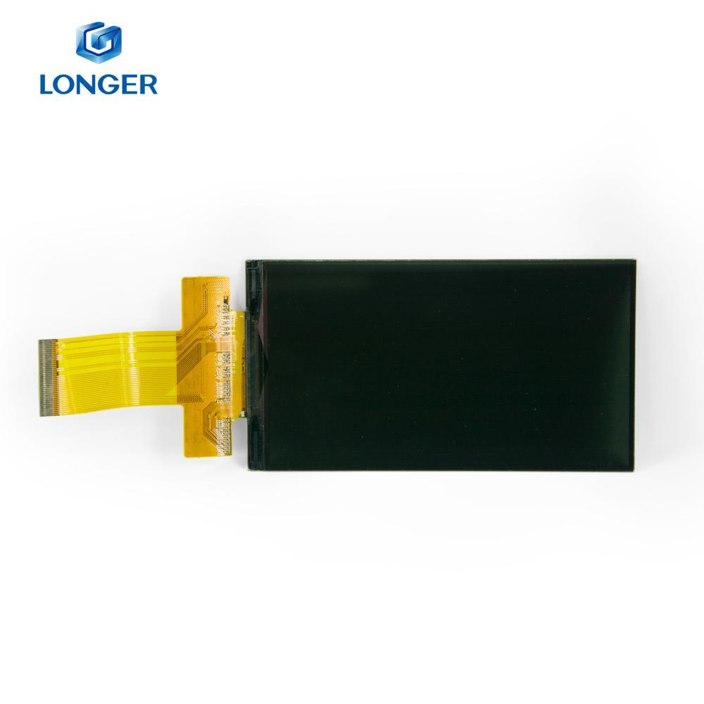 Stampante 3D a basso costo di ricambio Accessori più lungo dello schermo a cristalli liquidi 1K Per Arancione 10 Parti della stampante UV e chiari 3D Kit