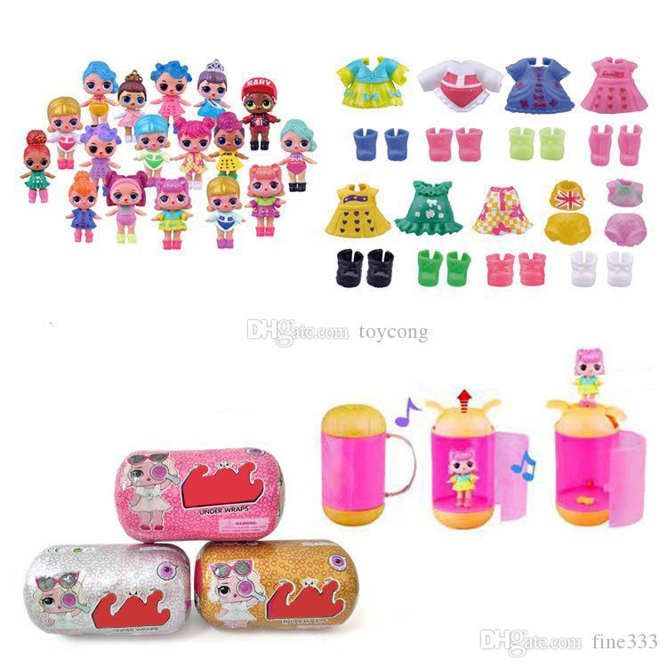 doll hand made doll carrying case with water spray doll Best Gifts For Kids Toys Diy Ball